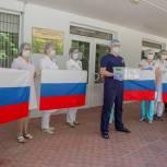 В областной больнице им. Н.Н. Бурденко прошла акция «Испеки пирог и скажи «спасибо»!»