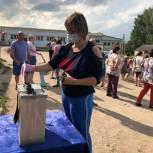 В Сотницынском сельском поселении прошло предварительное голосование