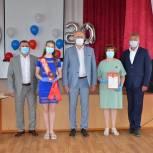 Касимовским выпускникам вручили аттестаты