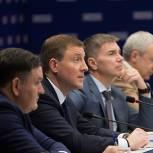 «Единая Россия» выдвинула кандидатов на губернаторские выборы в 14 регионах из 20
