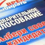 15 человек стали участниками предварительного голосования «Единой России» по довыборам в АКЗС