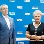 «Единая Россия» выдвигает Валентину Жиделеву на Академический одномандатный округ