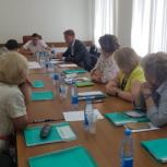 В Красноармейске прошло заседание фракции «Единая Россия»
