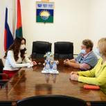 Ольга Швецова поблагодарила медсестер за их работу