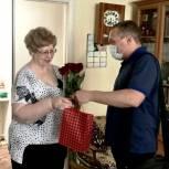 Координатор партпроекта поздравил ветеранов 8-й горбольницы с Днем медицинского работника