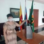 Праймериз провели в Чучковском районе