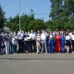 Владимир Ружицкий поздравил медицинских работников с профессиональным праздником
