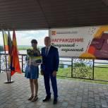 Выпускникам Спасского района вручили благодарности от «Единой России»