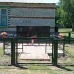В Чучковском районе к 75-летию Победы благоустроили памятник