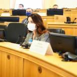 Ольга Швецова рассказала о предлагаемых изменениях в законодательстве