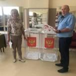 Лобненские единороссы проверили избирательные участки