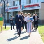 УИКи Серпухова проверил Вице-губернатор Московской области Александр Чупраков