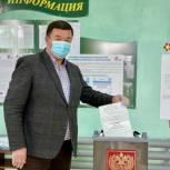 Есенгалий Ибраев: голосовать — безопасно