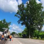 В Спасск-Рязанском ремонтируют улицы
