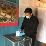 Член РПС Эдуард Балабеков принял участие в голосовании по поправкам в Конституцию