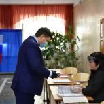 Иван Квитка принял участие в голосовании по поправкам в Конституцию