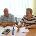 Смоляне обратились к Ольге Окуневой с вопросами защиты трудовых прав