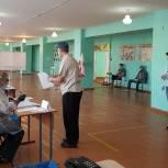 Жители Правобережья активно принимают участие в голосовании по внесению поправок в Конституцию