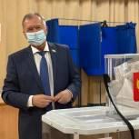 Нефедьев: Мы голосуем за страну, в которой нам предстоит жить