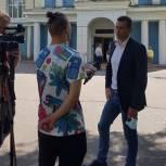 Александр Легков прокомментировал итоги голосования в Красноармейске