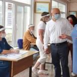 Депутат Государственной Думы Наталья Санина посетила городской округ Шаховская