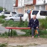 Совместными усилиями депутатов и жителей  дворы Магадана становятся уютнее