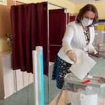 «Высокая явка на голосовании подтвердила большую степень ответственности нижегородцев за будущее страны», - Ольга Щетинина
