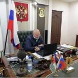 Владимир Семенов рассказал о работе с обращениями граждан
