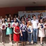 Лидеры праймериз поздравили выпускников Рязанского медколледжа