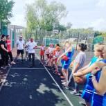 Волонтёры-инструкторы приступили к практическим занятиям для организации летнего досуга детей