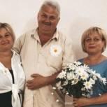 Павловопосадские депутаты-единороссы стали участниками акции «Букет ромашек»