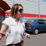 Ирина Слуцкая провела проверку хода ремонта муниципальных дорог в Пушкинском округе
