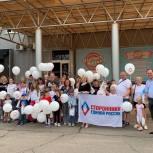 Долгопрудненские сторонники Партии организовали экскурсию для детей медиков, борющихся с коронавирусом