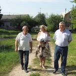 В поселке Недостоево планируют восстановить и благоустроить пруд