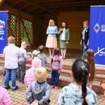 Сторонники «Единой России» в Химках организовали спортивный праздник для детей медиков и добровольцев