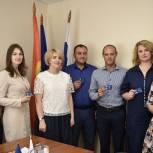 Юлия Купецкая провела личный приём граждан в общественной приёмной Серпуховского местного отделения Партии