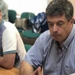В Долгопрудном прошло заседание фракции «Единая Россия», посвященное ремонту дорог