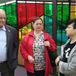 Вячеслав Крымов проконтролировал строительство детского сада городского округа Домодедово