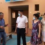В Ики-Чоносовской школе отремонтируют спортивный зал