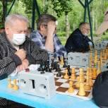 В Лобне состоялся мастер-класс по игре в шахматы
