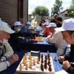 В Павловском Посаде прошел турнир по шахматам