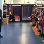 На домодедовском стадионе «Авангард» прошла тренировка, приуроченная к Международному дню бокса