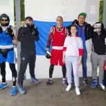 Жители Филёвского парка приняли участие в открытой тренировке в честь Международного дня бокса
