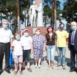 Ветеран из Заводоуковска получила смартфон за знание истории Победы