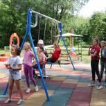 Александр Бурцев: Современные детские площадки должны появиться в каждом рязанском дворе