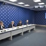 Фракция «Единой России» в Государственной Думе подвела итоги весенней сессии