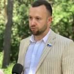 Депутат Законодательного Собрания Свердловской области Алексей Коробейников помог пострадавшим от пожара