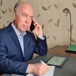 Депутат Госдумы помогает ивановцам пройти лечение в столичных клиниках