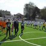В регионах развивают детский спорт
