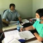 Депутат поможет с ремонтом дамбы в Духовницком районе
